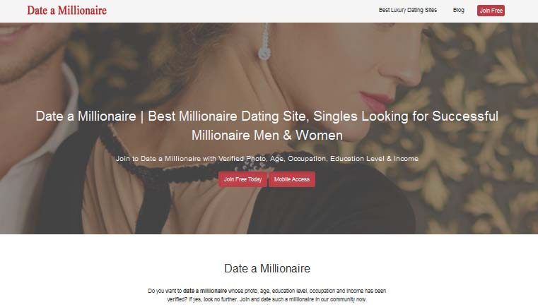 dating site for successful singles
