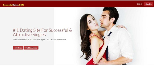 SuccessfulDaters.com is a largest and best successful men dating site and  rich women looking for men dating site. We have been providing successful  men date ...